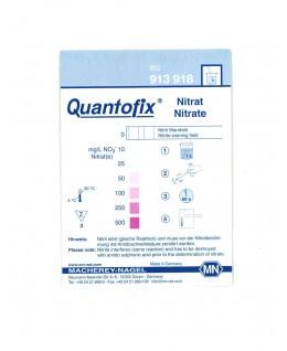 Bandelettes test nitrates...